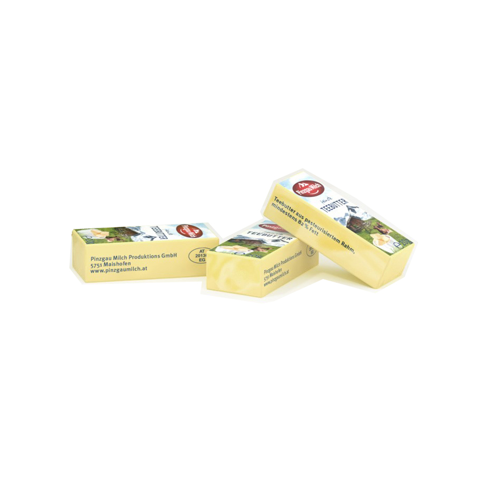 Very fine portion butter 10 g
